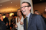 INDIA HICKS; ASHLEY HICKS, Jonathan Adler Store opening. Sloane St. London. 16 November 2011. <br /> <br />  , -DO NOT ARCHIVE-© Copyright Photograph by Dafydd Jones. 248 Clapham Rd. London SW9 0PZ. Tel 0207 820 0771. www.dafjones.com.
