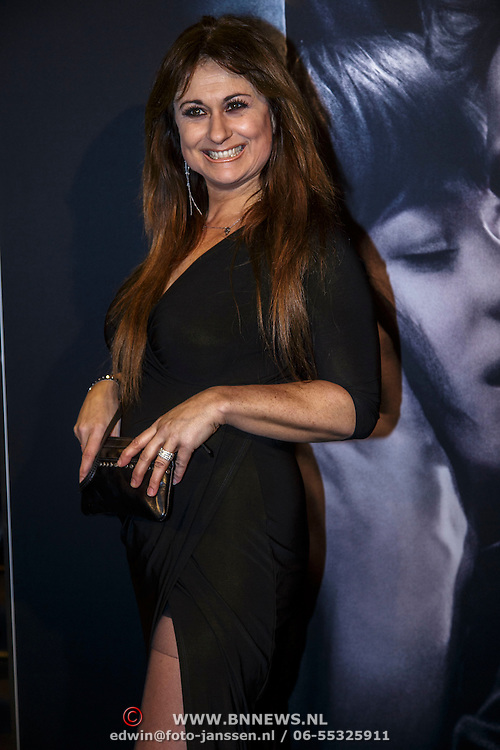 NLD/Amsterdam/20150211 - Premiere Fifty Shades of Grey, Laura Vlasblom