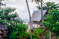 Riau Islands, Bintan. Trikora Beach on the east coast of the island. Here you can find cheap accommodation and nice beaches.