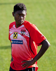 04.10.2011, Bad Tatzmannsdorf, AUT, OeFB, Nationalmannschaft Teamtraining, im Bild David Alaba, EXPA Pictures © 2011, PhotoCredit: EXPA/ Erwin Scheriau