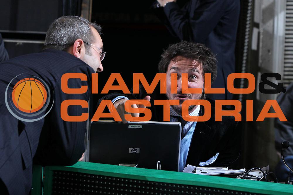 DESCRIZIONE : Treviso Lega A 2011-12 Benetton Treviso Banco di Sardegna Sassari<br /> GIOCATORE : Gianmarco Pozzecco <br /> SQUADRA : Benetton Treviso Banco di Sardegna Sassari<br /> EVENTO : Campionato Lega A 2011-2012 <br /> GARA : Benetton Treviso Banco di Sardegna Sassari<br /> DATA : 17/12/2011<br /> CATEGORIA : Ritratto<br /> SPORT : Pallacanestro <br /> AUTORE : Agenzia Ciamillo-Castoria/G.Contessa<br /> Galleria : Lega Basket A 2011-2012 <br /> Fotonotizia : Treviso Lega A 2011-12 Benetton Treviso Banco di Sardegna Sassari<br /> Predfinita :