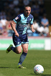 Michael Harriman of Wycombe Wanderers in action - Mandatory by-line: Jason Brown/JMP - 05/05/2018 - FOOTBALL - Adam's Park - High Wycombe, England - Wycombe Wanderers v Stevenage - Sky Bet League Two