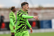 Owen Orford during the Pre-Season Friendly match between Cirencester Academy and Forest Green Rovers at Cotswold Academy, Cirencester, United Kingdom on 30 July 2019.