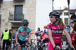 Femke Verstichelen (BEL) of Bizkaia-Durango Cycling Team slows down after finishing Stage 3 of the Emakumeen Bira - a 77.6 km road race, starting and finishing in Antzuola on May 19, 2017, in Basque Country, Spain. (Photo by Balint Hamvas/Velofocus)