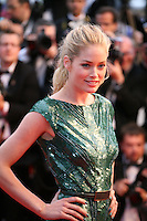 Doutzen Kroes at the Cosmopolis gala screening at the 65th Cannes Film Festival France. Cosmopolis is directed by David Cronenberg and based on the book by writer Don Dellilo.  Friday 25th May 2012 in Cannes Film Festival, France.
