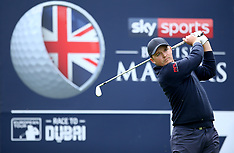 British Masters 2018 - Day Two - Walton Heath Golf Club - 12 October 2018