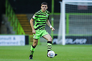 Forest Green Rovers Liam Kitching(20)  during the EFL Trophy match between Forest Green Rovers and U21 Southampton at the New Lawn, Forest Green, United Kingdom on 3 September 2019.