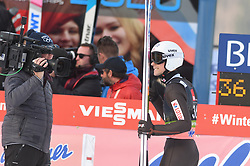 March 22, 2019 - Planica, Slovenia - Piotr Zyla of Poland seen after his final jump during the FIS Ski Jumping World Cup Flying Hill Individual competition in Planica. (Credit Image: © Milos Vujinovic/SOPA Images via ZUMA Wire)