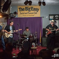 Bobby Mack - Big Easy June 2016