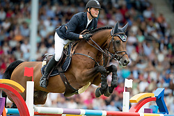 Tebbel Maurice, (GER), Chacco's Son<br /> Rolex Grand Prix<br /> CHIO Aachen 2016<br /> © Hippo Foto - Dirk Caremans<br /> 17/07/16