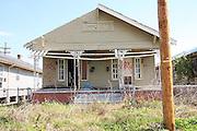 Ninth Ward New Orleans 4 years after Katrina usa 2009