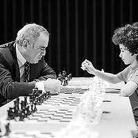 Garry Kasparov Children's Match 09.12.2014