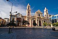 CATEDRAL (MHN Monumento Histórico Nacional) Y PALACIO EPISCOPAL, CIUDAD DE SALTA, PROV. DE SALTA, ARGENTINA