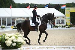 Klimke Ingrid, (GER), Dresden Mann <br /> Grand Prix CDI4*<br /> CDIO Hagen 2015<br /> © Hippo Foto - Stefan Lafrentz<br /> 10/07/15