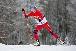 LYSOVA Mikhalina Guide: IVANOV Alexey, Biathlon Middle Distance, Oberried, Germany