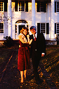 Phyllis George and Kentucky Governor John Y Brown at home in Lexington, Kentucky. Phyllis Ann George was an American businesswoman, actress, and sportscaster. She was also Miss Texas 1970, Miss America 1971, and the First Lady of Kentucky from 1979 to 1983. Ms. George died, aged 70, of complications from Polycythemia vera on May 14, 2020 in Lexington, Kentucky.