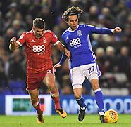 Birmingham City v Nottingham Forest - 18 November 2017
