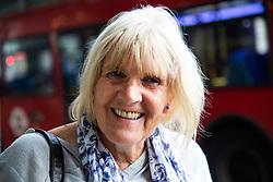 Jennifer Richardson, 69, from Croydon speaks about the latest Brexit developments. Wimbledon, London, June 07 2018.