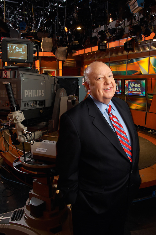 Roger Ailes, former Chairman & CEO, Fox News