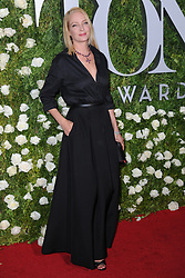 June 11, 2017 - New York, NY, USA - June 11, 2017  New York City..Uma Thurman attending the 71st Annual Tony Awards arrivals on June 11, 2017 in New York City. (Credit Image: © Kristin Callahan/Ace Pictures via ZUMA Press)