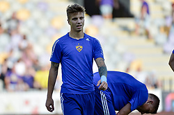Luka Zahovic of NK Maribor prior football match between NK Maribor and NS Mura in 2nd Round of Prva liga Telekom Slovenije 2018/19, on July 29, 2018 in Ljudski vrt, Maribor, Slovenia. Photo by Mario Horvat / Sportida