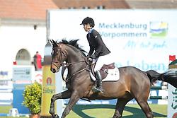McIntosh, Samantha (NZL) Quickcento<br /> Redefin - Pferdefestival 2016<br /> © www.sportfotos-lafrentz.de