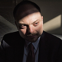 Vladimir Kara-Murza, journaliste, président de l'ONG Russie ouverte