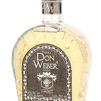 Tequila Don Weber Añejo -- Image originally appeared in the Tequila Matchmaker: http://tequilamatchmaker.com