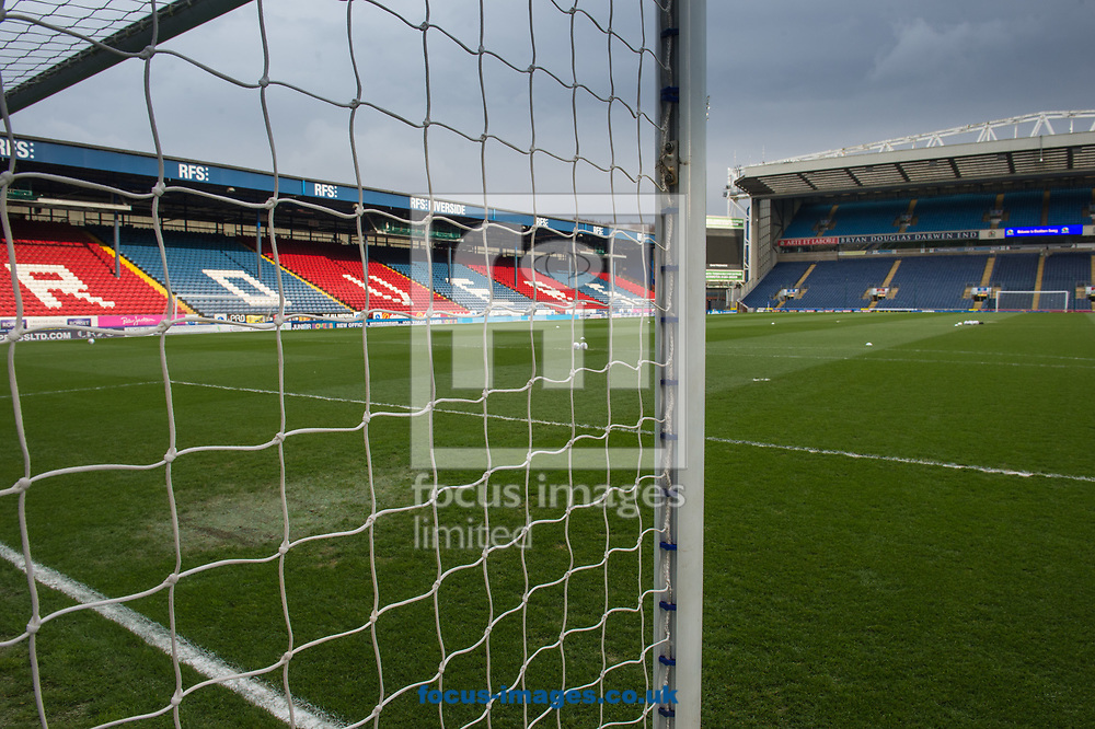 A general view of Ewood Park, Blackburn prior to the Sky Bet League 1 match between Blackburn Rovers and Bradford City<br /> Picture by Matt Wilkinson/Focus Images Ltd 07814 960751<br /> 29/03/2018
