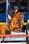 Madeleine Larsen - Secret Obsession<br /> FEI World Breeding Jumping Championships for Young Horses 2016<br /> © DigiShots