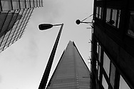 Wiew of the Shard, one of the tallest builng in London photo@Antonio Nodar/Imagenes Libres