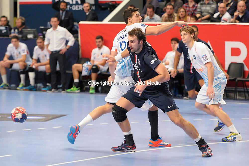 Igor Vori - 03.12.2014 - PSG / Montpellier - 12eme journee de D1<br />Photo : Andre Ferreira / Icon Sport