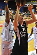 DESCRIZIONE : Biella Lega A 2012-13 Angelico Biella Juve Caserta<br /> GIOCATORE : Stevan Jelevac<br /> SQUADRA :  Juve Caserta<br /> EVENTO : Campionato Lega A 2012-2013 <br /> GARA : Angelico Biella Juve Caserta<br /> DATA : 14/10/2012<br /> CATEGORIA : Penetrazione Tiro<br /> SPORT : Pallacanestro <br /> AUTORE : Agenzia Ciamillo-Castoria/ L.Goria<br /> Galleria : Lega Basket A 2012-2013<br /> Fotonotizia : Biella Lega A 2012-13  Angelico Biella Juve Caserta<br /> Predefinita