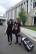 Sharon Germanero and Aaron Ortiz were guests at the new Guest House at Graceland Hotel, the week of June 22nd, 2017. The brand new Memphis hotel has 450 rooms for Elvis Fans year- round.