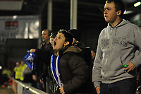 Photo: Tony Oudot/Richard Lane Photography. Walsall v Milwall. Coca-Cola Football League One. 13/12/2008. <br /> Millwall fans