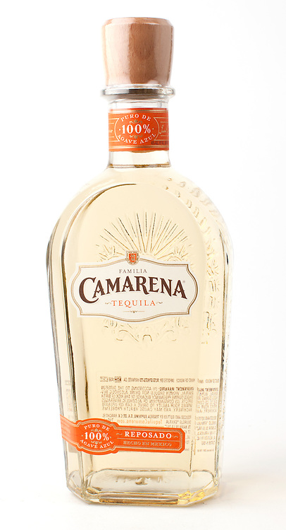 Camarena reposado -- Image originally appeared in the Tequila Matchmaker: http://tequilamatchmaker.com
