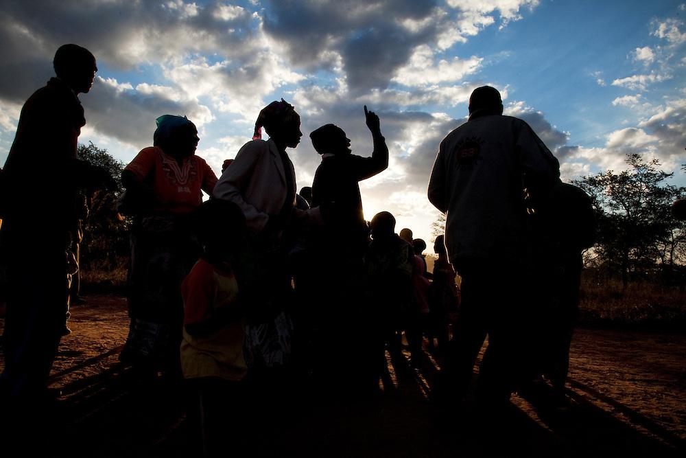 Hambale village, Chipembele ward, Zambia.