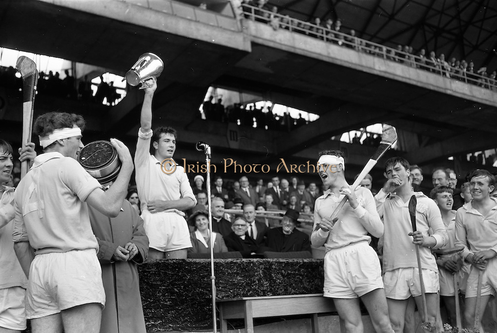 05/09/1965<br /> 09/05/1965<br /> 05 September 1965<br /> All Ireland Minor Hurling Final: Dublin v Limerick at Croke Park Dublin.