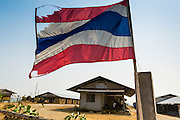 03 MARCH 2104 - MAE KASA, TAK, THAILAND:  The Sanatorium Center for Border Communities in Mae Kasa, about 30 minutes north of Mae Sot, Thailand. The Sanatorium provides treatment and housing for people with tuberculosis in an isolated setting for about 68 patients, all Burmese. The clinic is operated by the Shoklo Malaria Research Unit and works with several other NGOs that assist Burmese people in Thailand. Reforms in Myanmar have alllowed NGOs to operate in Myanmar, as a result many NGOs are shifting resources to operations in Myanmar, leaving Burmese migrants and refugees in Thailand vulnerable. Funding cuts could jeopardize programs at the clinic. TB is a serious health challenge in Burma, which has one of the highest rates of TB in the world. The TB rate in Thailand is ¼ to ⅕ the rate in Burma.        PHOTO BY JACK KURTZ