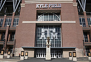 General overall view of Kyle Field in College Station, Texas on Thursday, Mar. 8, 2018. The facility is the home of the Texas A&M Aggies football team.