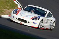 #25 Frederick Mortensen, Ginetta G40. Protyre Motorsport Ginetta GT5 Challenge at Oulton Park, Little Budworth, Chesihre, United Kingdom. 19th April 2014. World Copyright: Peter Taylor/PSP. Copy of publication required for printed pictures. Every used picture is fee-liable. http://archive.petertaylor-photographic.co.uk