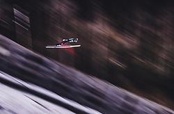 11.01.2019, Stadio del Salto, Predazzo, ITA, FIS Weltcup Nordische Kombination, Skisprung, im Bild Espen Bjoernstad (NOR) // Espen Bjoernstad of Norway during Skijumping Competition of FIS Nordic Combined World Cup at the Stadio del Salto in Predazzo, Italy on 2019/01/11. EXPA Pictures © 2019, PhotoCredit: EXPA/ JFK
