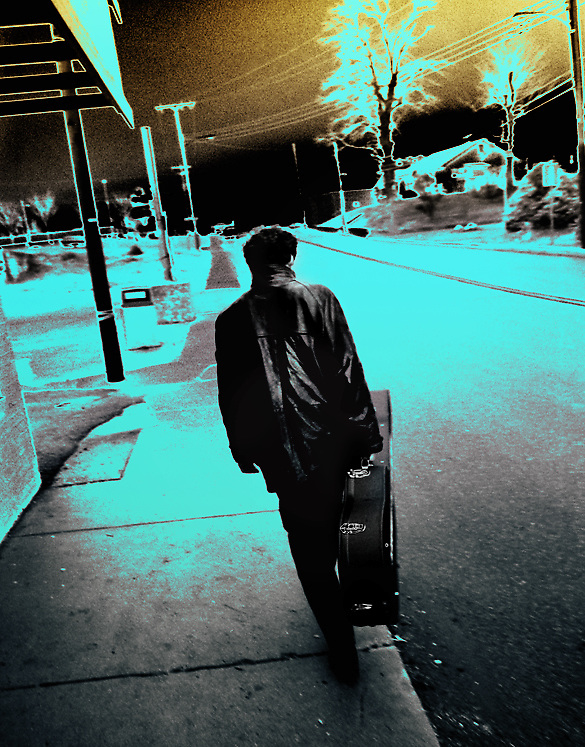 Producer / Musician Michael Maxwell.