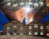 Cricoteca - Museum of the Art of Tadeusz Kantor by Moon Studio &  WIZJA BIURO ARCHITEKTONICZNE