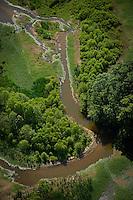 Walnut Creek cuts through Centennial Campus.