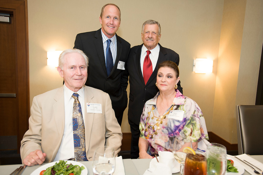 Larry Hill, Sumar, was honored at an August 22 induction to the Houston Apartment Association Hall of Fame at the Westin Memorial City Hotel.