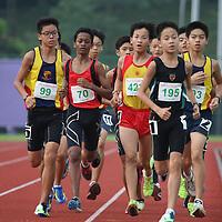 C Division Boys 3000m