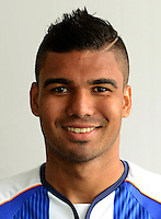 "Conmebol - Copa America CHILE 2015 / <br /> Brazil National Team - Preview Set // <br /> Carlos Henrique Casemiro "" Casemiro """