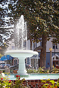 The Fountain at Old Towne Orange Historic District
