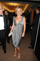 Presenter MARIELLA FROSTRUP at the 2007 Costa Book Awards held at The Intercontinental Hotel, One Hamilton Place, London W1 on 22nd January 2008.<br />